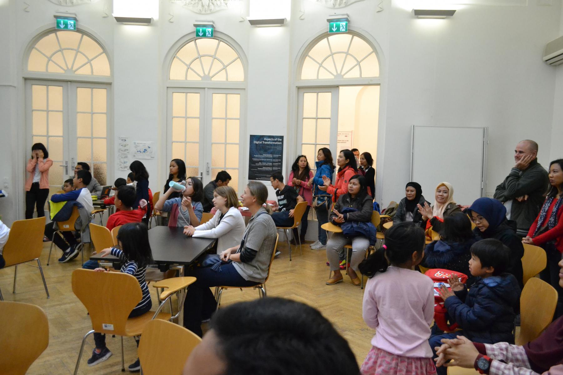 Hitc Workshop Austrian Indonesian Society